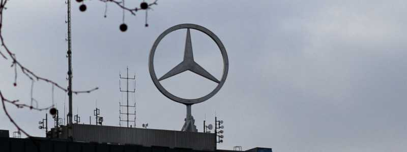 Bild: Mercedes-Stern, über dts Nachrichtenagentur