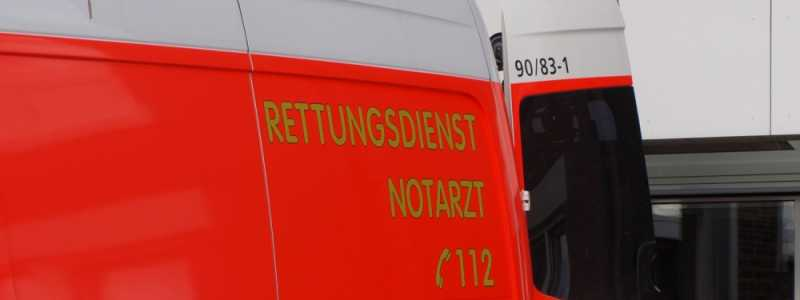 Bild: Rettungswagen, über dts Nachrichtenagentur