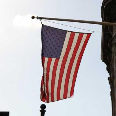 Bild: US-Flagge, über dts Nachrichtenagentur