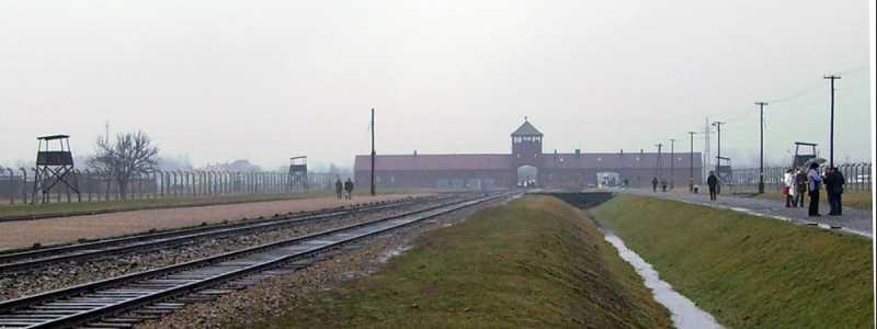 Bild: Konzentrationslager Auschwitz, über dts Nachrichtenagentur