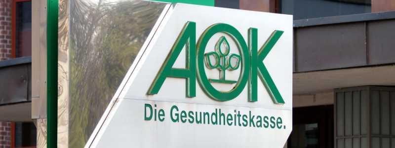 Bild: AOK, über dts Nachrichtenagentur