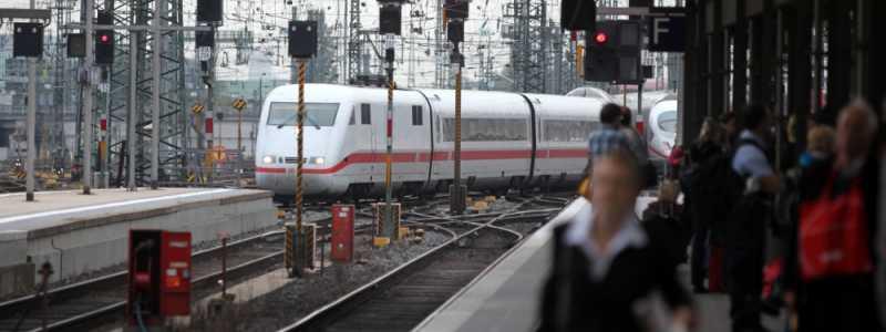 Bild: ICE der Deutschen Bahn, über dts Nachrichtenagentur