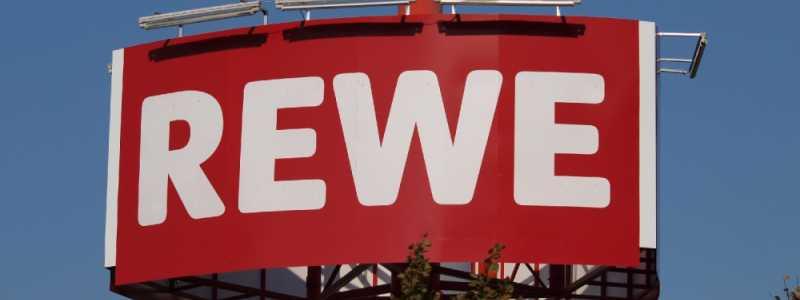 Bild: Rewe-Logo, über dts Nachrichtenagentur