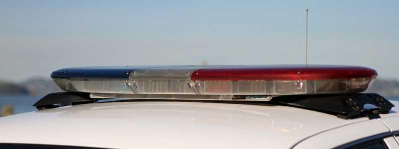 Bild: US-Polizeiauto, über dts Nachrichtenagentur