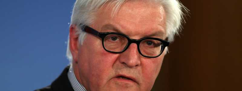Bild: Frank-Walter Steinmeier, über dts Nachrichtenagentur