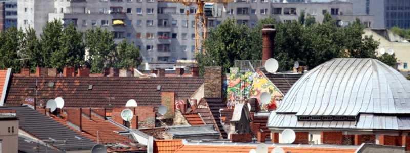 Bild: Dächer von Berlin-Kreuzberg, über dts Nachrichtenagentur
