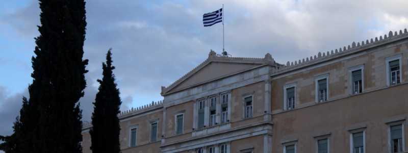 Bild: Griechisches Parlament, über dts Nachrichtenagentur