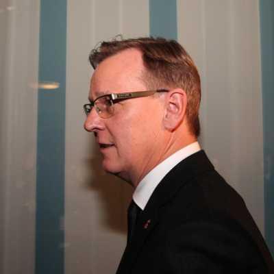Bild: Bodo Ramelow am 05.12.2014 im Erfurter Landtag, über dts Nachrichtenagentur