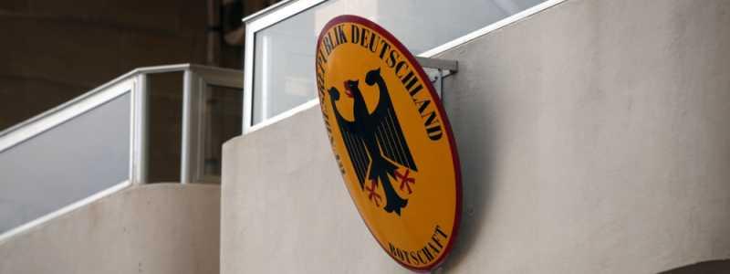 Bild: Deutsche Botschaft im Ausland, über dts Nachrichtenagentur