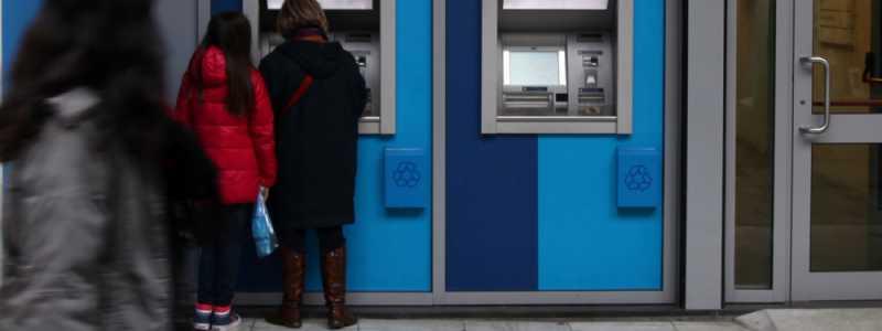 Bild: Geldautomat in Athen, über dts Nachrichtenagentur