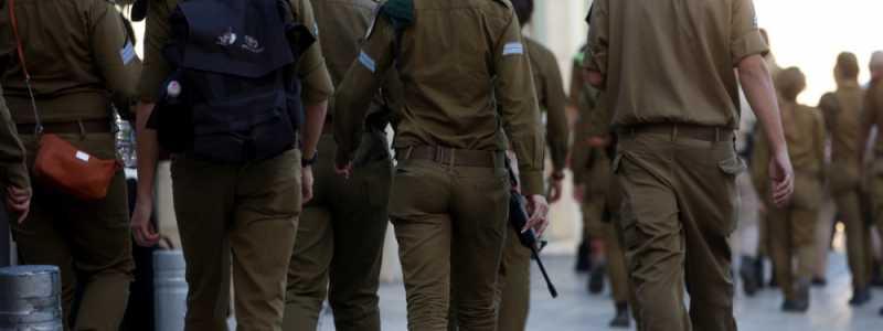 Bild: Israelische Soldatinnen, über dts Nachrichtenagentur
