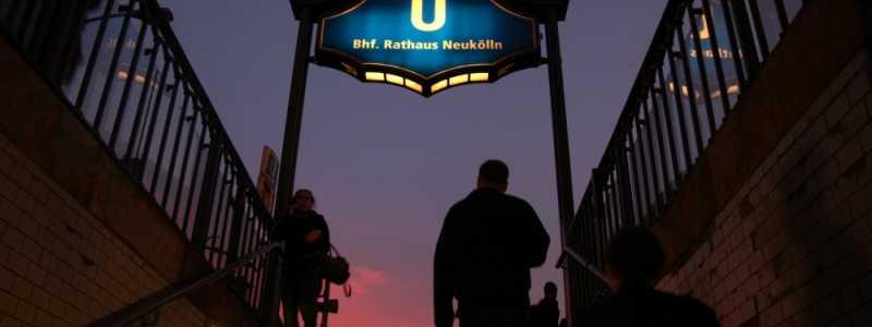 Bild: U-Bahnhof Rathaus Neukölln, über dts Nachrichtenagentur