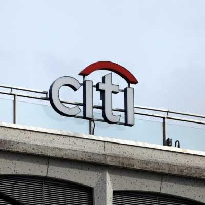 Bild: Logo der Citi-Bank, über dts Nachrichtenagentur