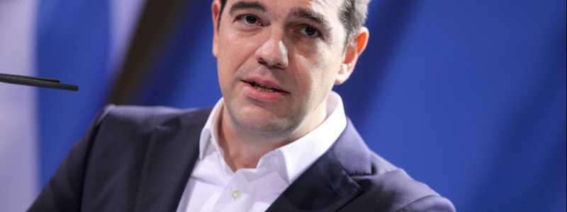 Bild: Alexis Tsipras, über dts Nachrichtenagentur