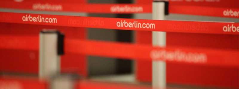 Bild: Check-In bei Air Berlin, über dts Nachrichtenagentur