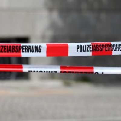 Bild: Polizeiabsperrung, über dts Nachrichtenagentur