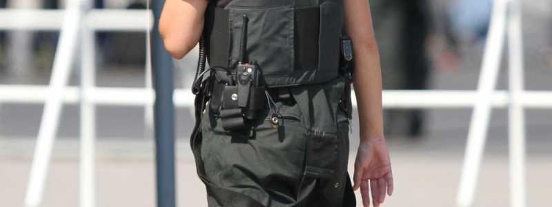 Bild: Polizist, über dts Nachrichtenagentur