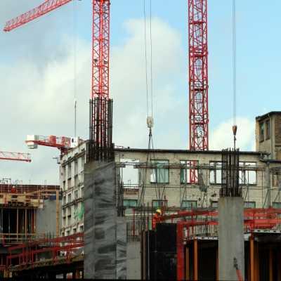 Bild: Baustelle, über dts Nachrichtenagentur