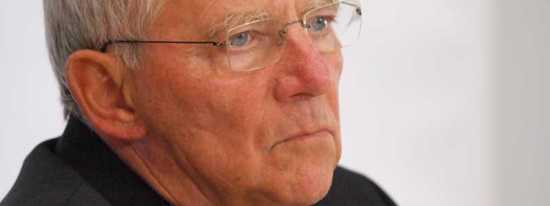 Bild: Wolfgang Schäuble, über dts Nachrichtenagentur