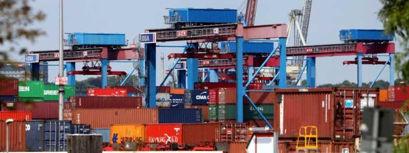 Bild: Container, über dts Nachrichtenagentur