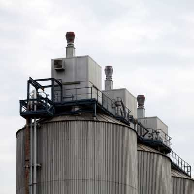 Bild: Industrieanlage, über dts Nachrichtenagentur