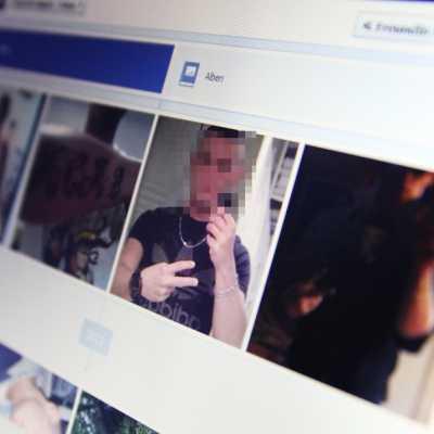 Bild: Facebook-Seite eines Kriminellen, über dts Nachrichtenagentur