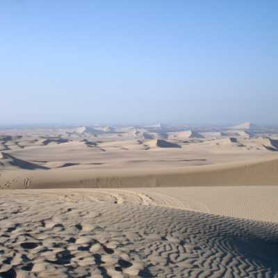 Bild: Wüste, über dts Nachrichtenagentur