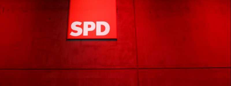 Bild: SPD-Logo, über dts Nachrichtenagentur