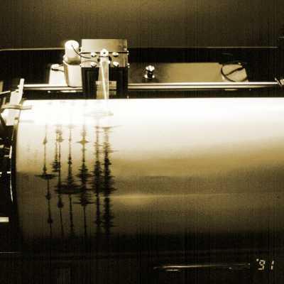 Bild: Seismograph bei der Aufzeichnung eines Erdbebens, über dts Nachrichtenagentur