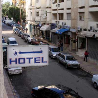 Bild: Hotel in Marokko, über dts Nachrichtenagentur