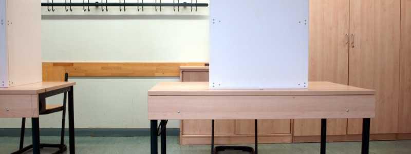 Bild: Wahllokal, über dts Nachrichtenagentur