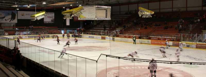 Bild: Eissporthalle, über dts Nachrichtenagentur
