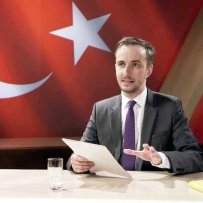 Bild: Jan Böhmermann trägt Schmähgedicht vor, ZDF, über dts Nachrichtenagentur