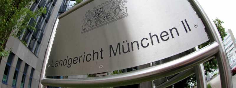 Bild: Landgericht München II, über dts Nachrichtenagentur