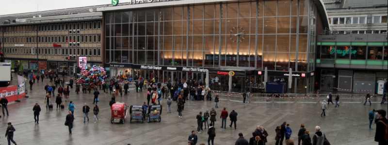 Bild: Kölner Hauptbahnhof, über dts Nachrichtenagentur