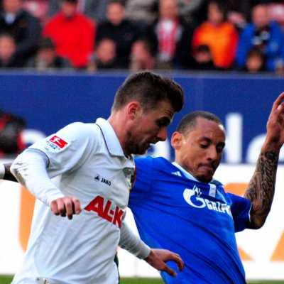 Bild: FC Augsburg-Schalke, über dts Nachrichtenagentur