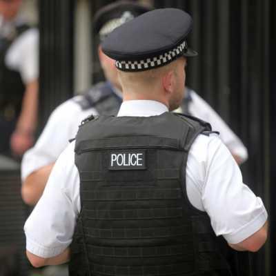Bild: Britische Polizisten, über dts Nachrichtenagentur