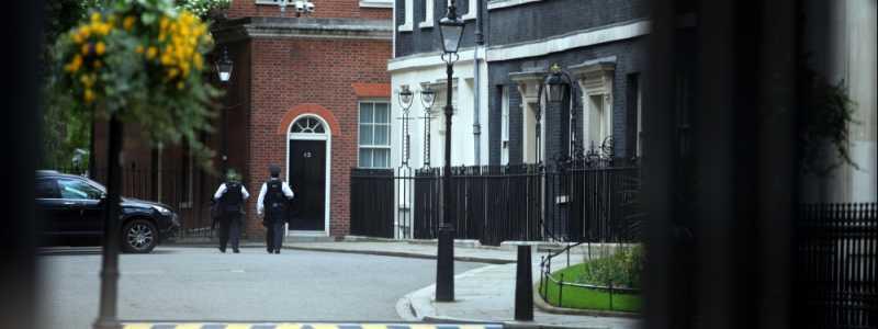 Bild: Downing Street 10, über dts Nachrichtenagentur
