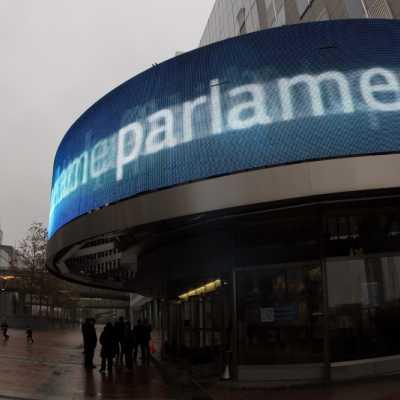 Bild: EU-Parlament in Brüssel, über dts Nachrichtenagentur