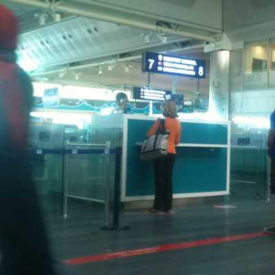 Bild: Passkontrolle am Flughafen Istanbul-Atatürk, über dts Nachrichtenagentur