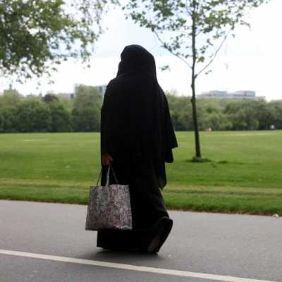 Bild: Frau mit Burka, über dts Nachrichtenagentur