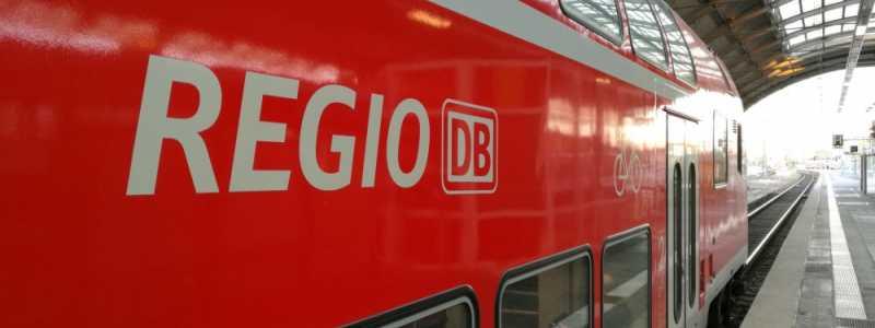 Bild: Regionalzug der Deutschen Bahn, über dts Nachrichtenagentur