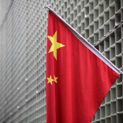 Bild: Chinesische Flagge, über dts Nachrichtenagentur
