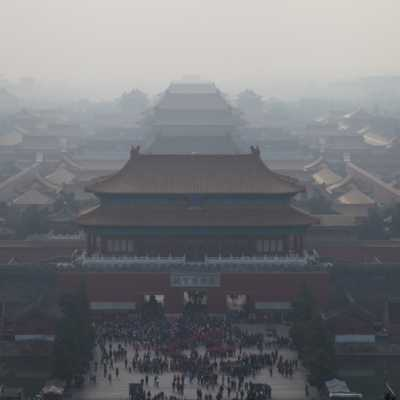 Bild: Verbotene Stadt in Peking, über dts Nachrichtenagentur