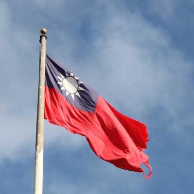 Bild: Taiwan-Flagge, über dts Nachrichtenagentur