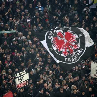 Bild: Fans von Eintracht Frankfurt, über dts Nachrichtenagentur