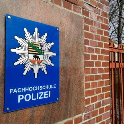 Bild: Fachhochschule der Polizei in Aschersleben, über dts Nachrichtenagentur