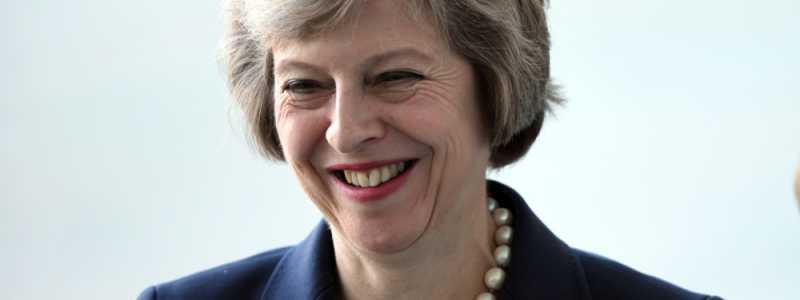 Bild: Theresa May, über dts Nachrichtenagentur