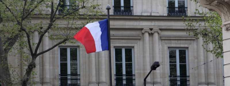 Bild: Französische Fahne, über dts Nachrichtenagentur