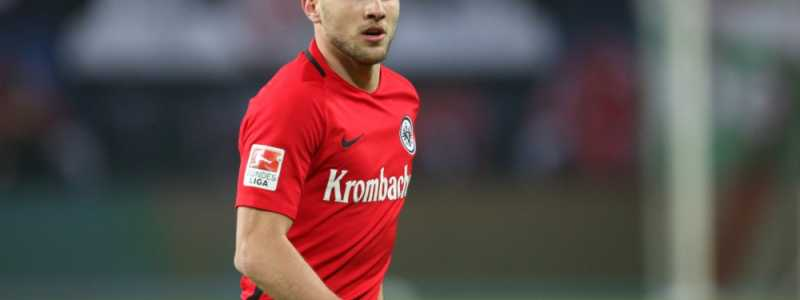 Bild: Ante Rebić (Eintracht Frankfurt), über dts Nachrichtenagentur